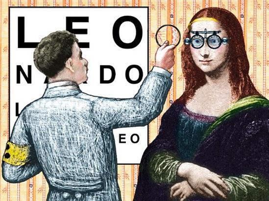 0400 Kathrin Göpfert - 02 Mona Lisa & der Augenarzt