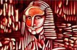 0623 Giuliano Cavallo - Mona Lisa (red) (id)