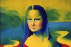 0664 José Ramón Pacho Gato - Mona Lisa (Rarezas) (id)